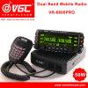 Vr-6600PRO 50W se doblan Walkietalkie de radio móvil de la venda