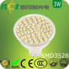 3With240lm/30W projecteur équivalent de l'halogène MR16 SMD LED