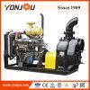 Remorque avec de la pompe Diesel Non-Clogging des eaux usées