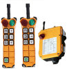 À télécommande par radio industriel de F24-6D en ventes chaudes