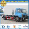 Dongfeng 4X2 12 tonnes de crochet de bras d'ordures du camion 12 de bras de Cbm tombent le camion