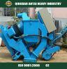 Máquina da preparação de superfície de estrada da ponte