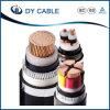 Cable de transmisión inferior/de alto voltaje del cable eléctrico Cu/XLPE/PVC