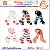 2014 Último projeto 100% de tecido de algodão bebê Perneiras