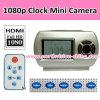 밤 Vision 1080P Clock Camera