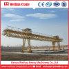 Weihua Binder-Typ mobiler doppelter Träger-Portalkran für Technik-Aufbau