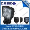quadratisches Arbeits-Lampen-Arbeits-Licht des Punkt-20W/der Flut nicht für den Straßenverkehr des Fahrzeug-LED