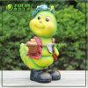 Маленькая ошибка Садовник Смола Статуя для сада орнамент (NF50017-1)