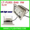 9W LED Flood Light met Light Sensor (Lt.-fl001-9AS)
