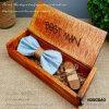 Коробка вкладыша Hongdao EPE деревянная для Gift_C