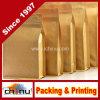 Kraft naturale Foil Stand su Zip Pouch (220102)