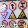 Panneaux d'avertissement de trafic Triangle d'aluminium sur mesure