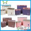 Förderungkundenspezifischer Brown-Papier-Einkaufen-Träger-Beutel