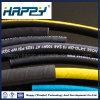 3/4  R1at 1sn flexible Stahldraht-Flechten-hydraulischer Gummischlauch