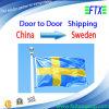 ストックホルムスウェーデンへの空気Shipping Air Freight From中国
