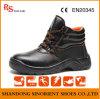 Ботинок работы ботинок безопасности стального пальца ноги отрезока середины и стальной плиты