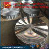 Rivestimento Tubesheets bimetallico anticorrosivo d'acciaio della lega di nichel di rame C70600