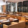 Mesas y sillas del restaurante de la cena fina comercial (sp-CS277)