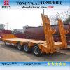 Tongya Ctac 40t Lowbed Semi Trailer