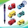 Jouets inductifs électroniques de réservoir de camion de véhicules de jouets magiques créateurs mini avec le crayon lecteur de retrait pour les cadeaux des enfants