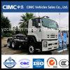 새로운 Isuzu Vc46 6X4 350HP 트랙터 헤드/원동기/트랙터 트럭 를 위한
