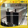 Fabricant ISO 9001 Mur en rideau en aluminium pour matériaux de construction