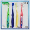 Toothbrush di nylon del filamento di cura dentale dei capretti con la maniglia timbrata scatola