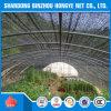 Gebildet im China-HDPE Gewächshaussun-Farbton-Netz