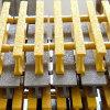 Pultrdedのプロフィールの鋼鉄ガラス繊維GRP/FRPの格子