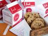 Os cookies de leite de papelão de papel de moda Caixa de oferta de embalagem