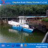 Máquina segador acuática de Weed de la nueva condición, barco flotante de la basura