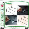 Anpassen der chromierten Metallbildschirmanzeige-hängenden Haken