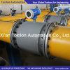Flange Tipo eletromagnética medidor de vazão para água RS485 4-20mA