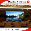 Erneuern farbenreiche Innenhöhe P2.5 LED-Bildschirmanzeige