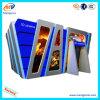 Doppelter Luxus setzt 4/6/8/9/12 weitere der Stuhl-5D Fabrik Kino-Simulatorguangzhou-Mantong