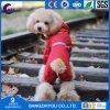 Kleren van de Herfst en van de Winter van het Jasje van de Winter van de Hond van pvc van de manier de Rode Waterdichte