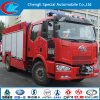 360HP Faw 6*4 Fire Pump Truck