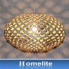 Luz pendiente de madera natural de las ventas calientes de Homelite