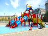 Heißer Verkauf! Unterhaltung 2016 Park Equipment Water Slide für Sale HD15b-098d