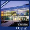 Новаторская конструкция фасада и Инджиниринг - полностью стеклянная ненесущая стена