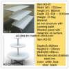 Tabla de exhibición de la feria, estante de la promoción, estante de la publicidad (TABLE-001)