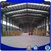 Prefabricados de almacén de acero de alta calidad con grúa