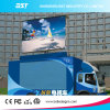 Openlucht Mobile LED Full Color Display voor TV Truk