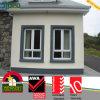 Het Venster van de Ontwerpen van het balkon, Witte Kleur en Schommeling buiten Ontwerp