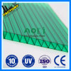 строительный материал листа поликарбоната 10mm пластичный