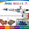 Jwell- UPVC CPVC Making Machine d'Extrusion de tuyaux en plastique