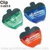 Clip en plastique de l'aimant, aimant Trombone, cadeau promotionnel Clip magnétique