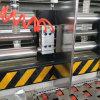 Carton ondulé de l'impression mortaisage Machine automatique de collage Carton
