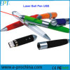 Dom Premium 3 em 1 Flash Laser Pen Drive Flash USB (EP003)