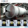 Neumático al diesel que recicla ahorro de la energía de la máquina 15tpd 2015